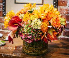 Vivid Glory from Empty Vase Florist