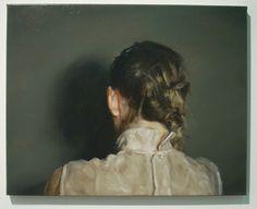 Michaël Borremans #oil painting