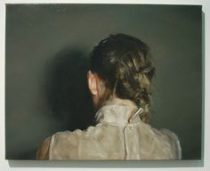 Michaël Borremans #oil painting