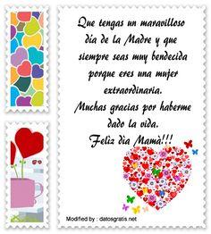 descargar mensajes bonitos para el dia de la Madre,mensajes de texto para el dia de la Madre: http://www.datosgratis.net/nuevos-mensajes-por-el-dia-de-la-madre-para-whatsapp/