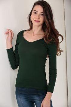 Size Özel Saygı Kadın Kırmızı - Siyah Uzun Kol Rib. Beşgen Yaka Bluz https://modasto.com/size-ozel-saygi/kadin-ust-giyim-gomlek-bluz/br43685ct4