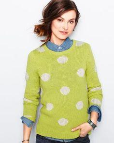 Everyday Crewneck Sweater - Garnet Hill