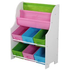 Home Basics Toy Organizer SS00687,    #Home_Basics_SS00687