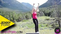 Step Aerobics and Weights/5 Intervals - in Montana - JENNY FORD