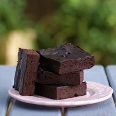 Fudgy Avocado Brownies (Grain Free) by Southern In Law