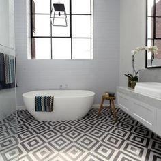 Darren & Deanne | Room 2 | Bathroom | The Block Shop - Channel 9