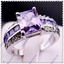 Purple Amethyst Ring!