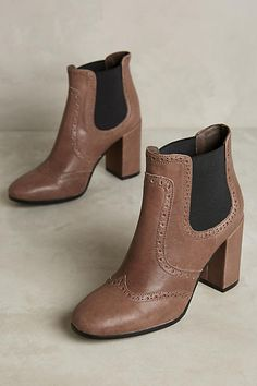 City Stomper Ankle Booties - anthropologie.com