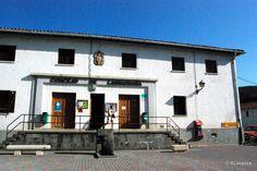 Albergue de peregrinos de Larrasoaña, #Navarra #CaminodeSantiago