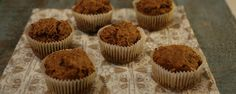 Date and Carrot Muffins Recipe | The Chew - ABC.com