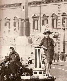 1950 SACK DRESS