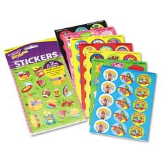 TREND Stinky Stickers Variety Pack, Sweet Scents, 480-Pack (T83901) - Listing price: $12.99 Now: $11.32