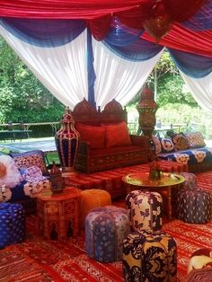 Gallery « Moroccan Themes Party