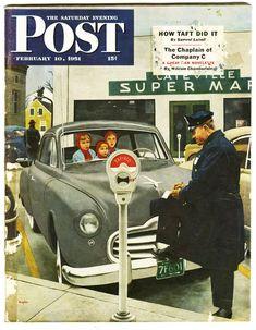 Saturday Evening Post February 10th 1951