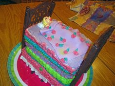 princess and the pea cake...Is 45 too old for this?