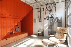 Casa Irving Carriage, Nueva York, NY - LOT-EK - © Danny Bright