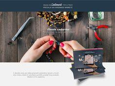 Free handmade ebook Big And Small, Handmade, Free, Hand Made, Handarbeit