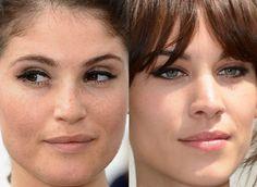 Maquiagem Gemma Arterton, Alexa Chung!