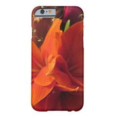 Amaryllis Flowers Barely There iPhone 6 Case  http://www.zazzle.com/amaryllis_flowers_barely_there_iphone_6_case-179488111417643891?rf=238588924226571373