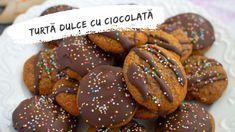 Turta dulce cu ciocolată. Cea mai simplă rețetă de post! Mai, Cookies, Desserts, Food, Sweet Treats, Biscuits, Meal, Deserts, Essen