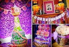 rapunzel party - Google Search