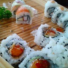 Sushi #lunch#sushi