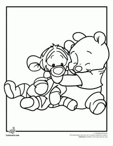 Disney Babies Coloring Pages Pooh and Tigger Disney Babies Coloring Page – Cartoon Jr. Make your world more colorful with free printable coloring pages from italks. Our free coloring pages for adults and kids. Baby Coloring Pages, Disney Coloring Pages, Printable Coloring Pages, Coloring Pages For Kids, Coloring Books, Kids Coloring, Free Coloring, Winnie Pooh Baby, Pooh Bear