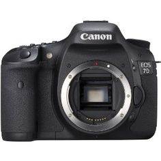 Amazon.com: Canon EOS 7D 18 MP CMOS Digital SLR Camera with 3-Inch LCD (Body Only): Camera & Photo