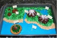 This website has a wealth of information and ideas on landforms and maps skills