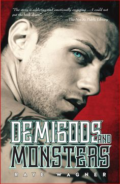 My Tangled Skeins Book Reviews: Cover Reveal: Demigods and Monsters by Raye Wagner