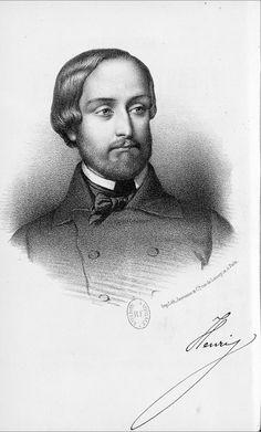 """Villemessant, """"Monsieur le comte de Chambord et la France à Wiesbaden"""", 1850, p. 9 Henri V, France, Wiesbaden, French"""