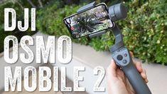 DJI OSMO MOBILE 2: Hands-on Details! https://www.camerasdirect.com.au/dji-drones-osmo/dji-osmo-mobile-2