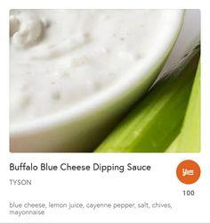 Mayonnaise, Gypsy Kitchen, Buffalo, Sauce, Icing, Pudding, Desserts, Food, Tailgate Desserts