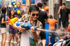 Celebrate the Thai New Year at its best by following our 5 Tips to enjoy Songkran in Thailand