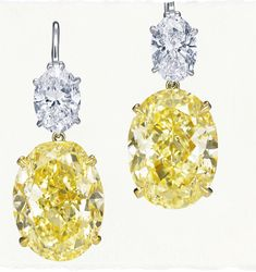 Yea, these would do.....Harry Winston.