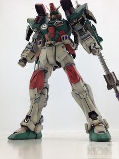 GAT X-103 Buster Gundam