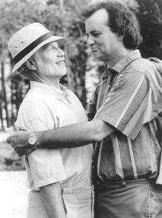 Still my number one favorite funny movie.Richard Dreyfus and Bill Murray as Dr Leo Marvin and Bob Wiley- What About bob- 1991 Funny Movies, Comedy Movies, Great Movies, Awesome Movies, Indie Movies, Movies Showing, Movies And Tv Shows, What About Bob, Bill Murray