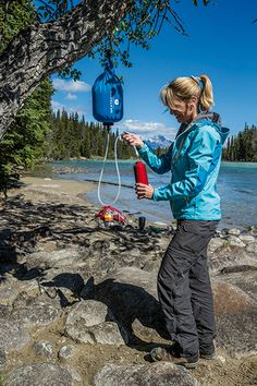 Base Camp Camping Water Purficiation | Katadyn Products Inc. » Katadyn Gravity Camp 6L