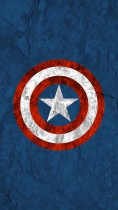 List of New Hero Logo Wallpapers for iPhone 2019 from Uploaded by user Avengers Wallpaper, Hero Wallpaper, Cartoon Wallpaper, Iphone Wallpaper, Marvel Logo, Marvel Art, Marvel Heroes, Marvel Comics, Captain America Logo