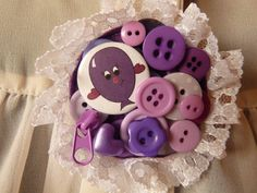 Items similar to Balloon Purple Hug Brooch Send A Hug Corsage Brooch UK Seller on Etsy Feeling Under The Weather, Sending Hugs, Say Hi, Friend Birthday, Corsage, Balloons, Brooch, Purple, Unique Jewelry