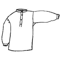 Amazon Drygoods - Band Collar Shirt, $11.50 (http://www.amazondrygoods.com/products/band-collar-shirt.html)