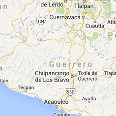 Distancia entre Acapulco y Ciudad de México