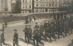İngiliz İşgal Kuvvetleri, Şişhane bölgesi Şubat 1920(3) Twitter