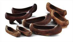 "Assortment of Traditional shoes ""namakshin"" #KoreanTextiles"