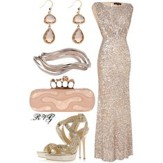 """Wave"" by r-viviane16 on Polyvore  For when I walk the red carpet!! ;)"