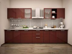 Fascinating Kitchen remodel cost bay area,Kitchen design layout examples and Small kitchen without cabinets. Kitchen Modular, Modern Kitchen Cabinets, Kitchen Cabinet Doors, Kitchen Furniture, Modular Kitchen Indian, Kitchen Cabinets Laminate, Kitchen Countertops, Dark Cabinets, Kitchen Room Design