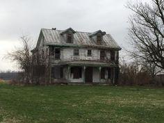 Abandoned home in Georgia.