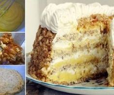 See related links to what you are looking for. Hungarian Recipes, Creative Cakes, Vanilla Cake, Banana Bread, Macaroni And Cheese, Tart, Nom Nom, French Toast, Caramel