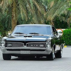 throttlestomper: 1966 Pontiac GTO | Source