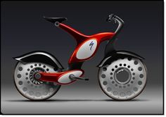BMW bicycle. How cool is this!